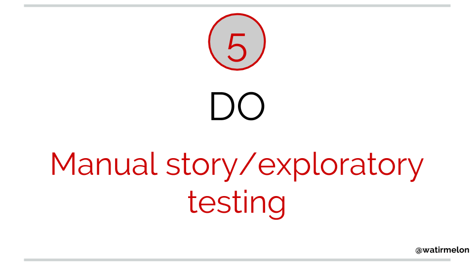 10 do's of automated acceptance testing(11)